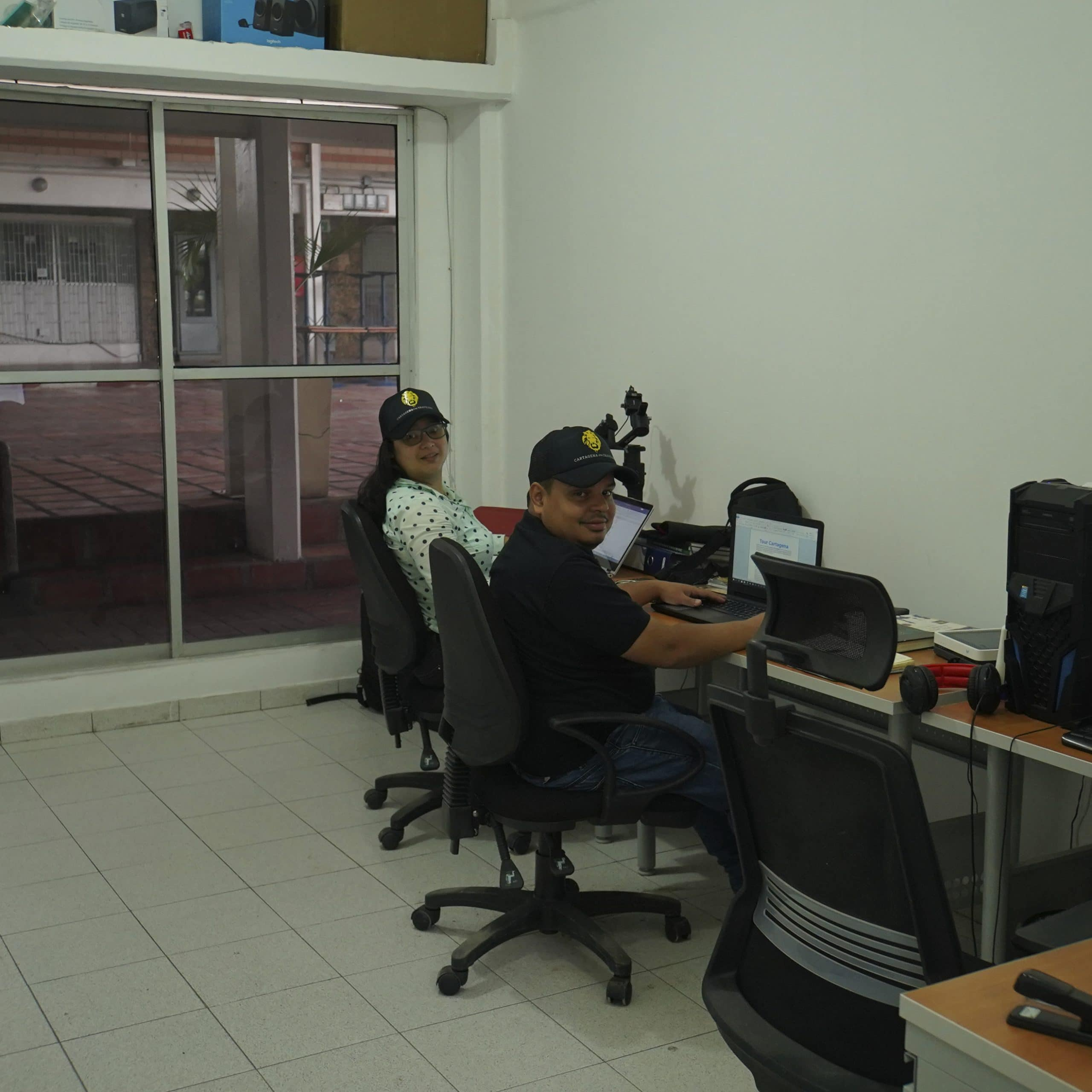 Cartagena for Travelers Office 2